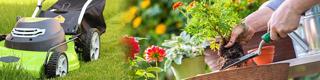 Jardinage et petits travaux domestiques